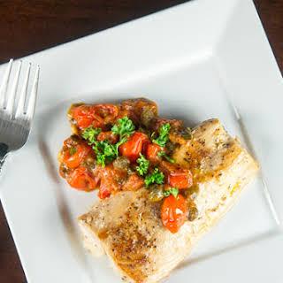 Mediterranean Sauces Fish Recipes.
