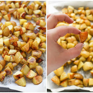 Perfect Roasted Potatoes.