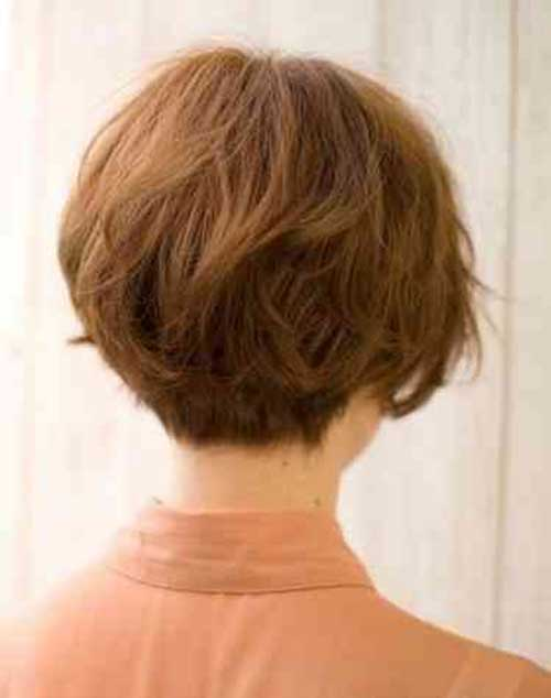 short straight stacked blonde bob great short layered bob for blond ...