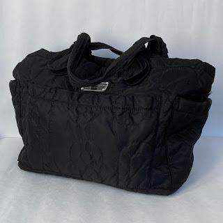 Marc by Marc Jacobs Black Quilted Shoulder Bag