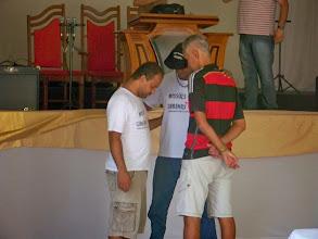 Foto: Momento de Oração