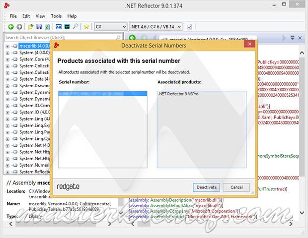.NET Reflector 9 VSPro