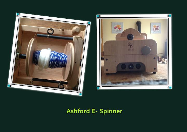 E-Spinner von Ashford