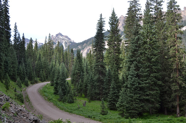middle fork road
