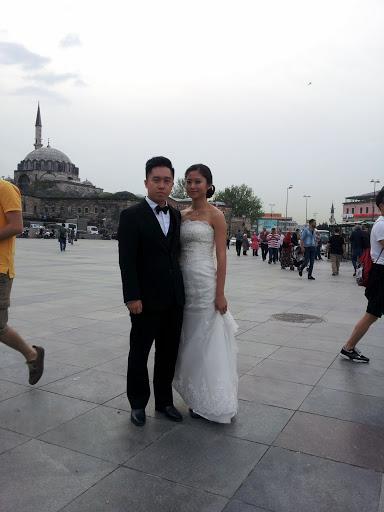 Happy wedding! Istanbul