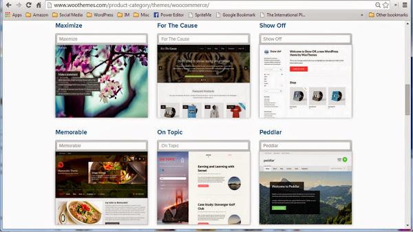 WordPress ShoppingCart Plugin: WooCommerce Themes