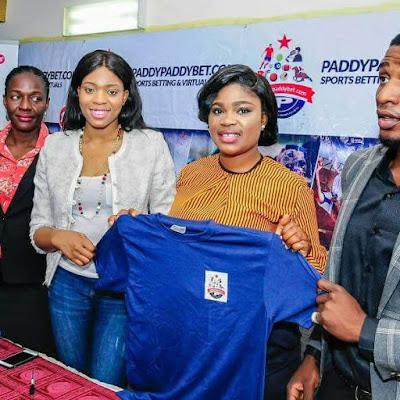 PaddyPaddyBet Makes Eniola Ajao Brand Ambassador