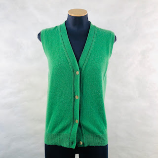 *SALE* Calvin Klein Collection Cashmere Sweater Vest