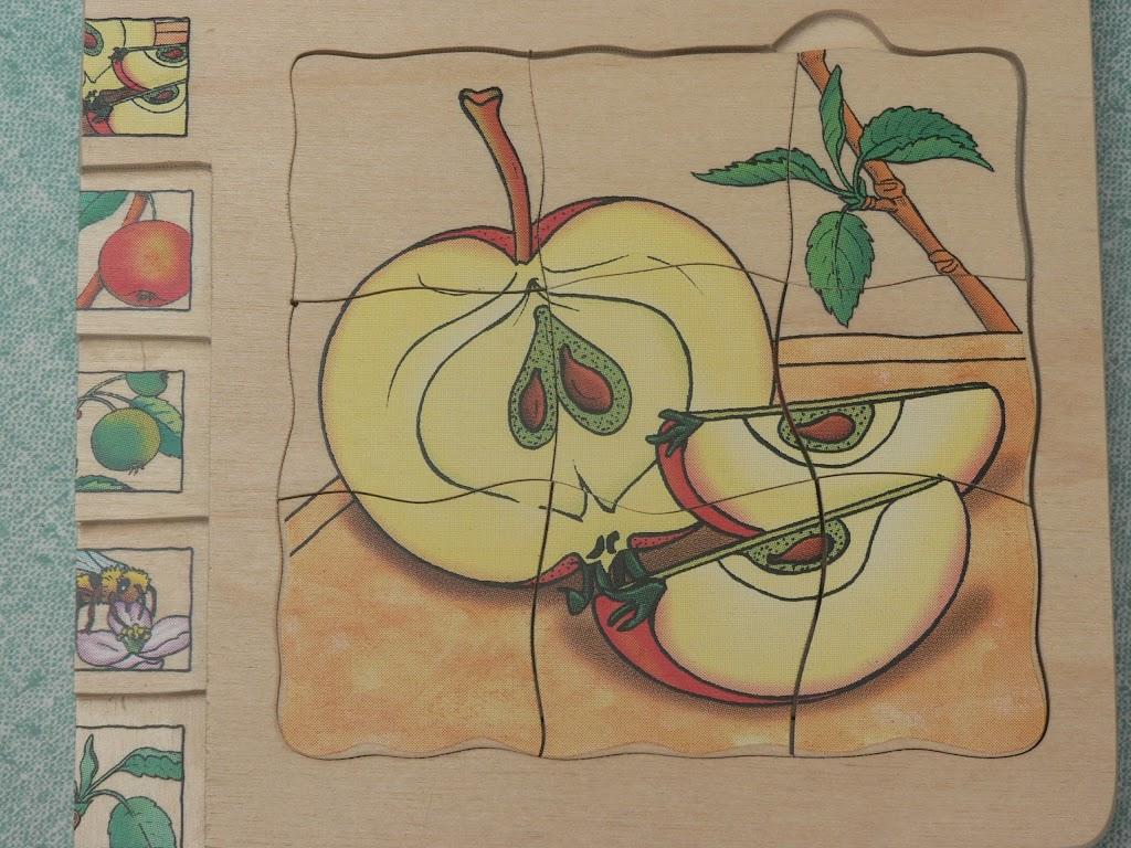 De Kleuters maken zelf een fruit- en groentewinkel. - P1260570.JPG