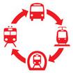 Servicios de Cercanías, Metro y EMT en la Nochevieja de 2012