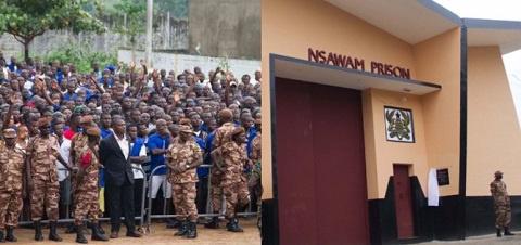 We're building 800-inmate-capacity Nsawam remand prison – Akufo-Addo