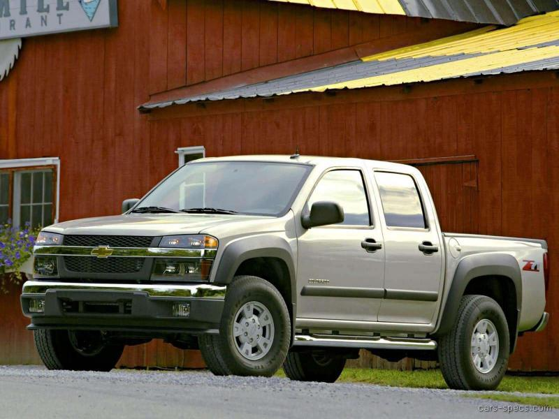 2004 Chevrolet Colorado Crew Cab Specifications Pictures Prices
