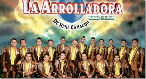 La Arrolladora Banda el Limon live