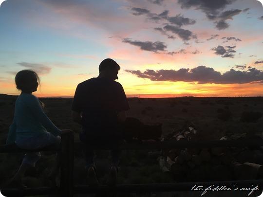 7 - Sunset