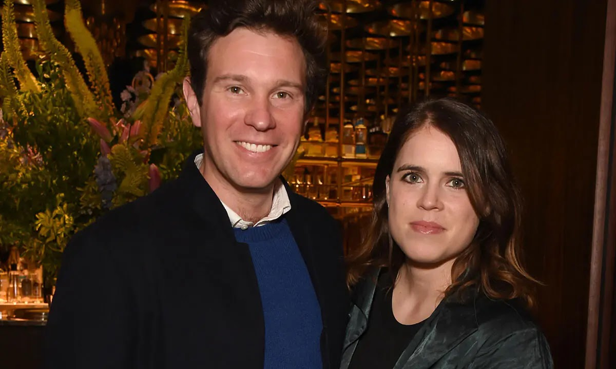 Princess Eugenie Forced to Cancel Son August's Christening Due to COVID Scare