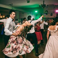 Wedding photographer Wojtek Hnat (wojtekhnat). Photo of 25.09.2018