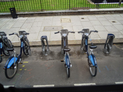 Did you know you can rent a bike in London?