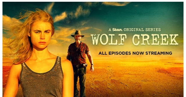 Wolf Creek 2016 Tv Series Review Emu Creek Pictures Banjay Entertainment Distributed By