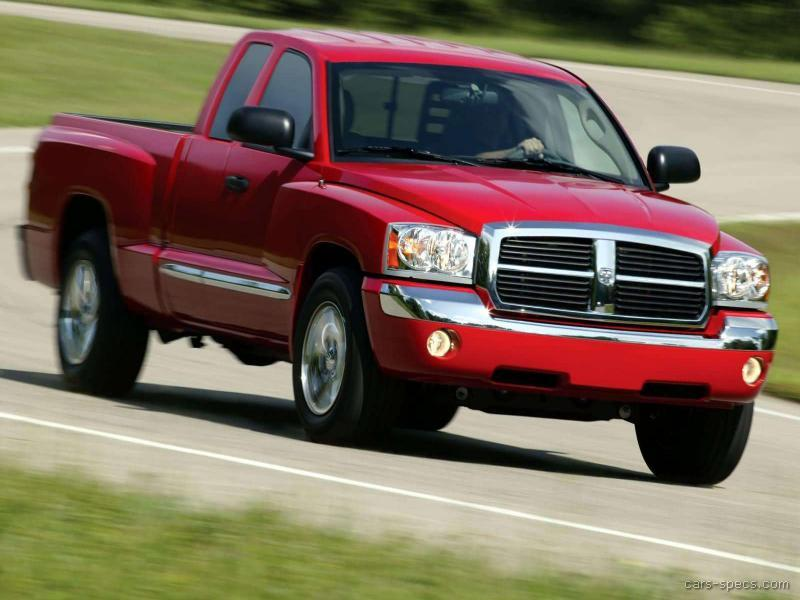 2006 dodge dakota club cab specifications pictures prices. Black Bedroom Furniture Sets. Home Design Ideas