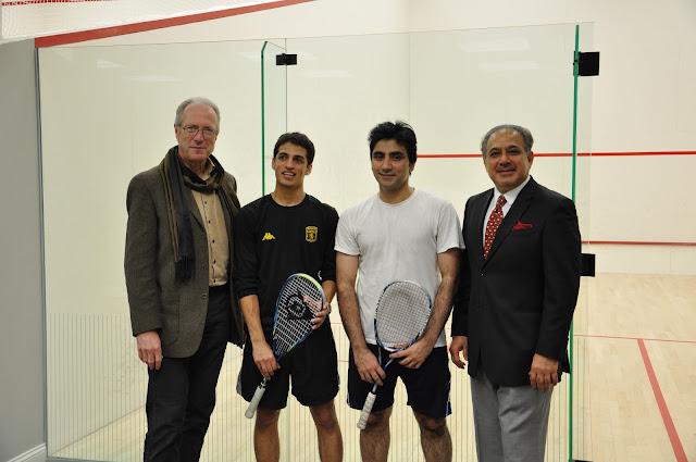 Will Lyman, Farhan Zaman, Arshad Burki, Mahmud Jafri