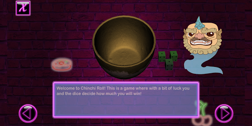Screenshot for ChinchiRoll in United States Play Store