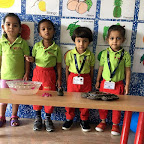 Fruit Salad Activity (Playgroup) 24-8-2017