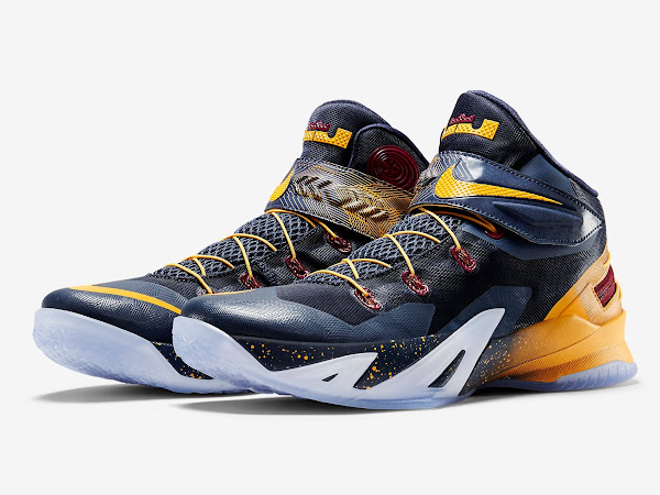 Available Now 3x FLYEASE Nike Zoom LeBron Soldier 8