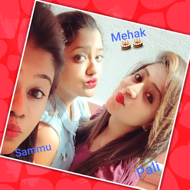 +Mehak Princess happy b'day in advance❤️🎂 💕God bless this special 💙best friend💙 of #mine with all...