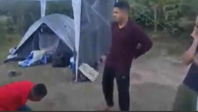 Assaltante morre ao tentar roubar pastor e fiéis em acampamento