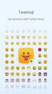 Twemoji - Fancy Twitter Emoji