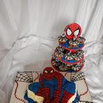Buttercream Spiderman +Cupcakes.jpg
