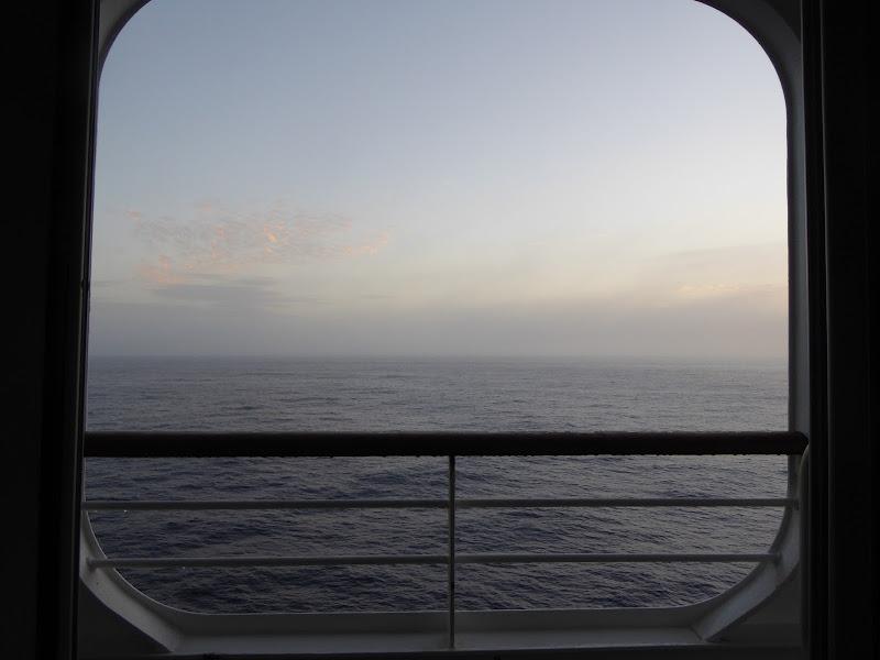 My 40th – At Sea