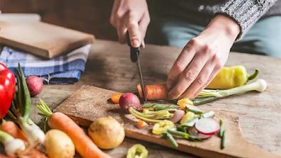 Cozinhar é a arte de misturar sabores e exercitar a parte sensorial do cozinheiro