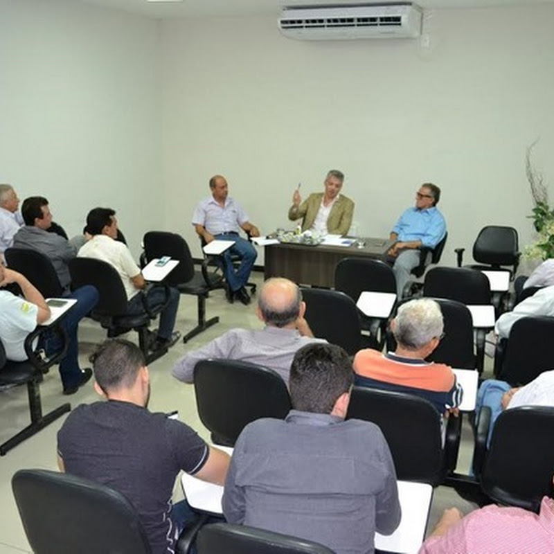 Município debate a retomada dos voos com classe empresarial