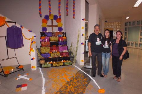 Familia de Rodrigo Facundo en Campus Sabinas