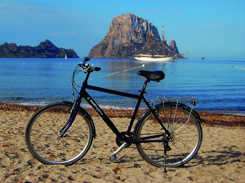 Island Hopping - boat&bike - Ibiza to Mallorca