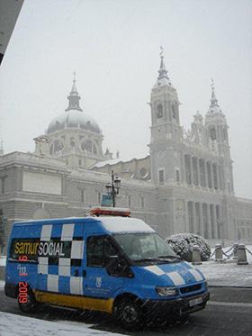 Campaña Municipal contra el Frío