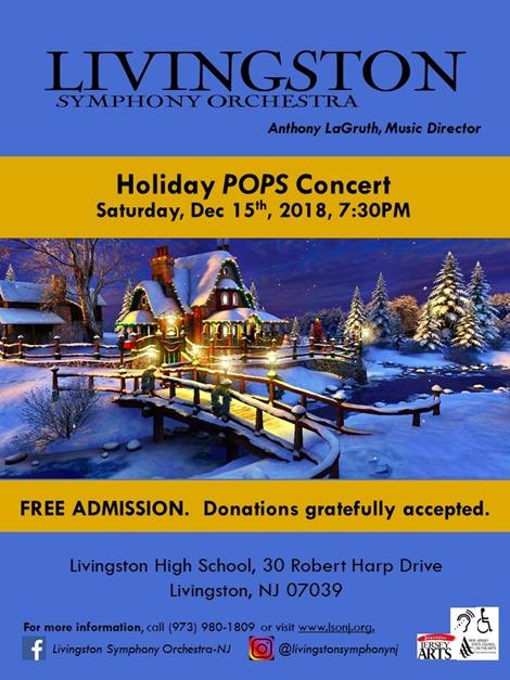Dec 2018 Concert Flyer
