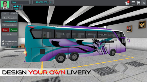 Bus Simulator Indonesia  screenshots 3