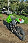 1999 Kawasaki KLX300 - Cashmere Shop Build