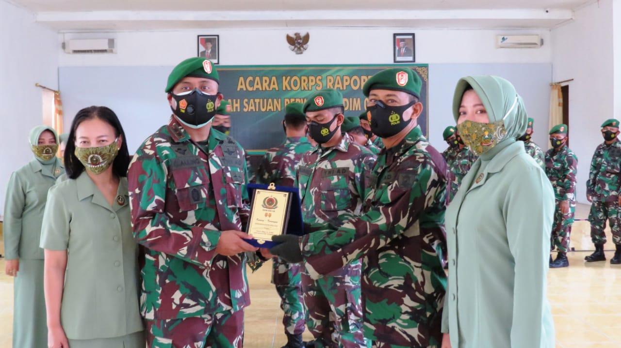 Korps Raport Pindah Satuan, Kapten Arm Syarifuddin Tinggalkan Kesan Baik