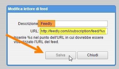 feedly-sottoscrizione
