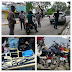 PN incauta 56 armas ilegales y recupera motocicletas en barrios de SDE, Guerra y Boca Chica