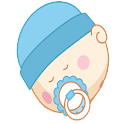 The Colic Baby Sleep Sounds icon