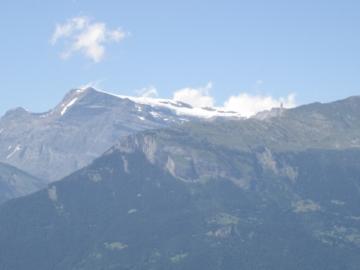 Festival Cor des Alpes - Nendaz 2007 - Le massif des Diablerets depuis Tracouet