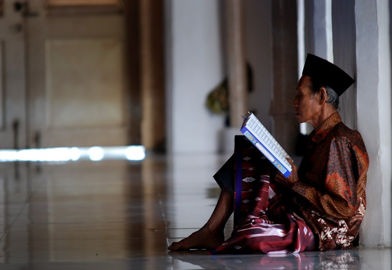 Membaca Quran Tidak Harus dengan Suara Nyaring
