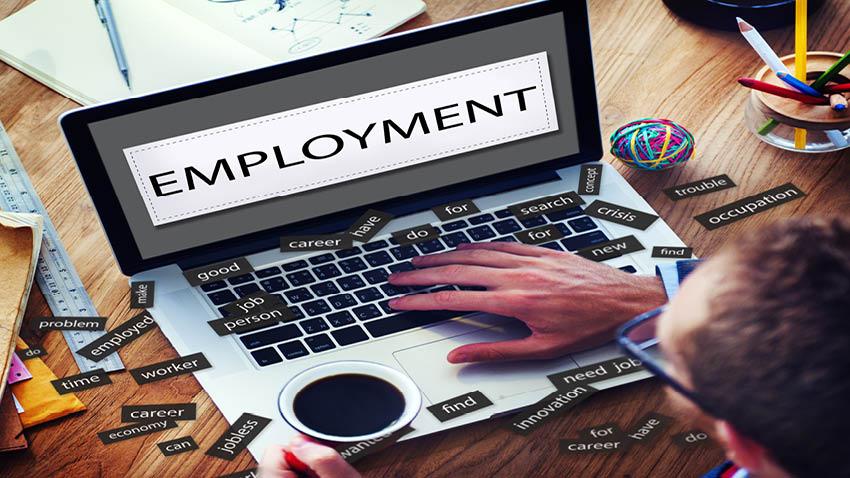 Use recruitment agencies