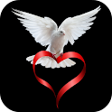 Doves Live Wallpaper icon