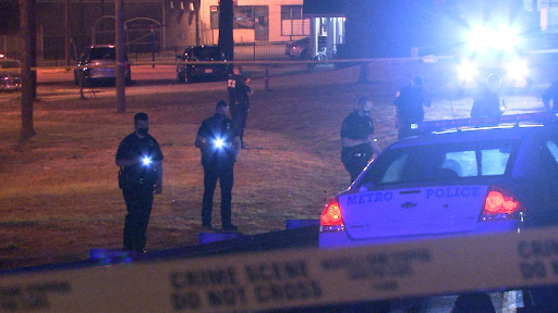 Nashville security officer involved in shootout during car burglary incident