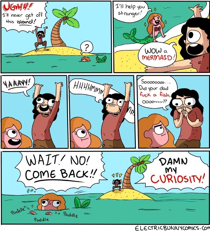 Cursed Curiosity